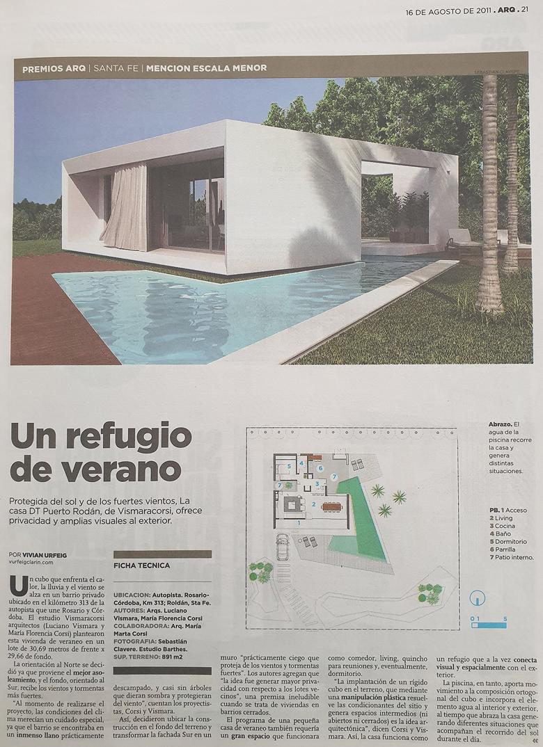Galeria de fotos  Casa DT Puerto Roldán