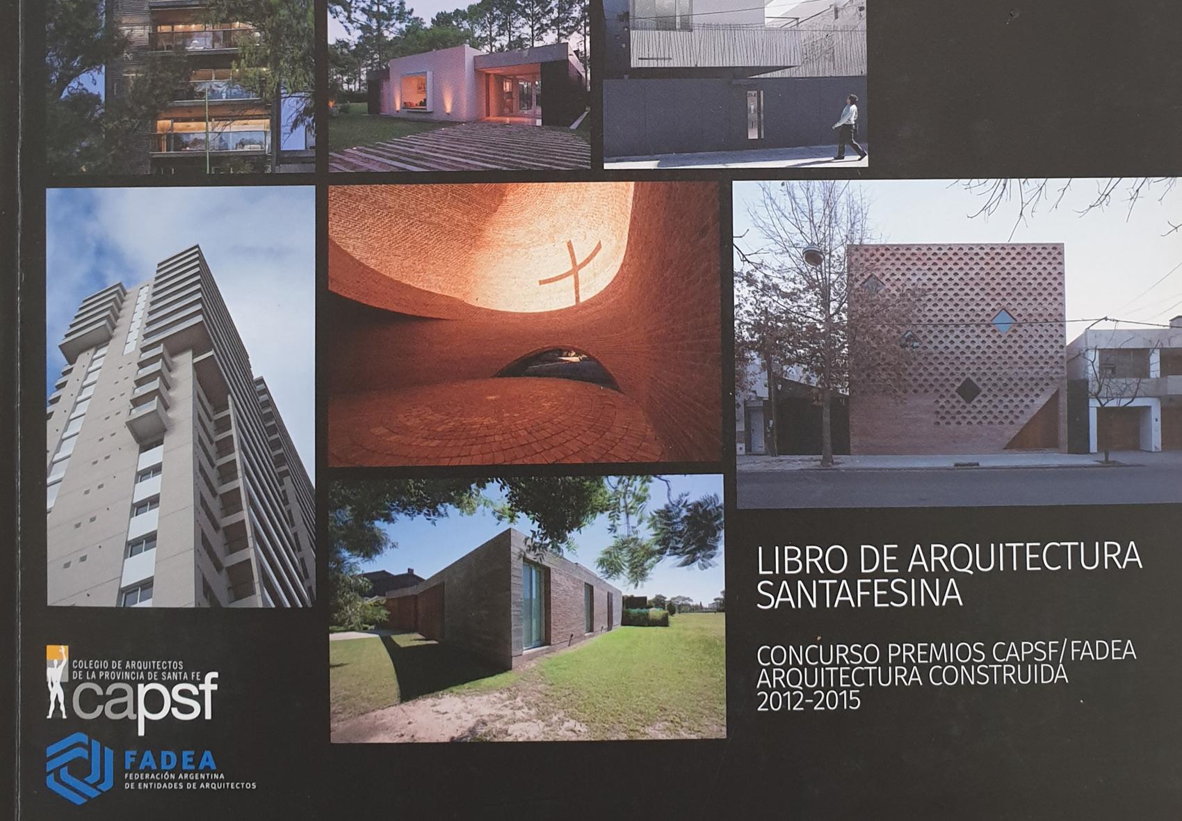 Edificio Junín, libro de Arquitectura Santafesina