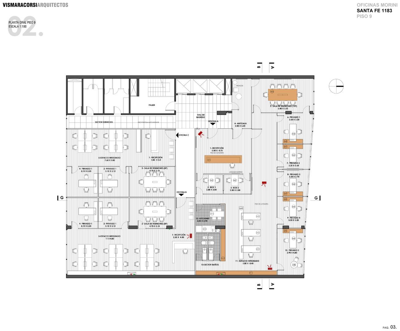 Planos Ofi Santa Fe