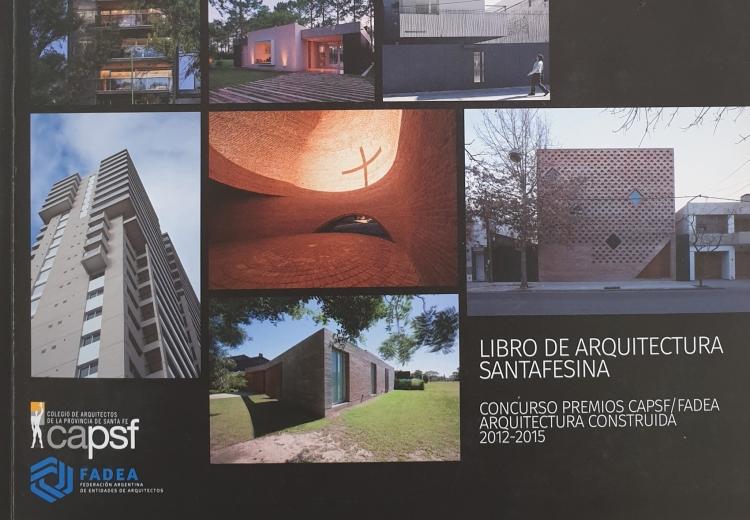 Casa C, Libro de Arquitectura Santafesina